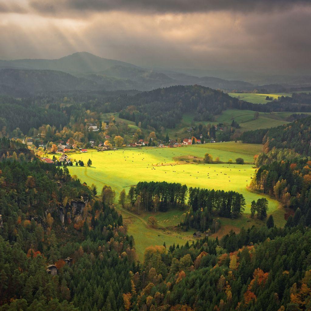 Jak fotit krajinu - pár základních tipů