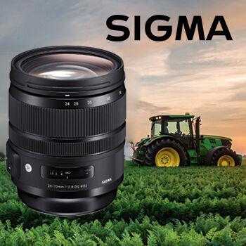Sigma 24-70mm f/2,8 ART - RECENZE: Neházejte flintu do žita