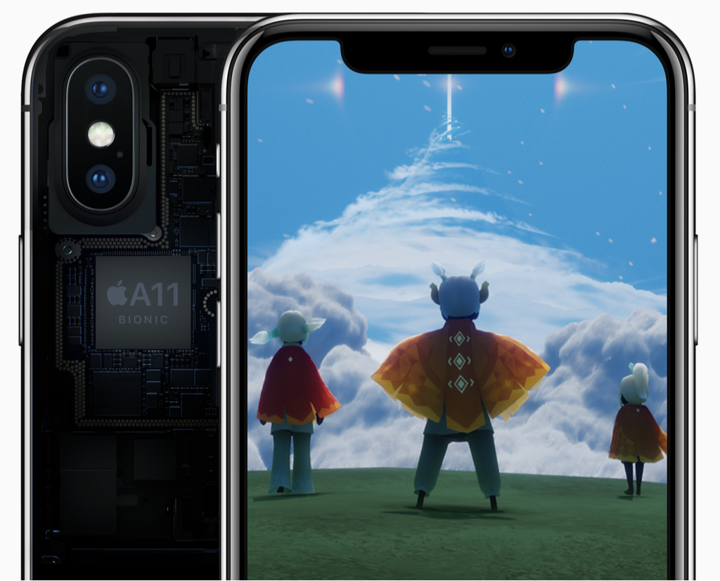 iPhone X A11 Bionic