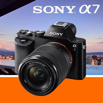 Sony Alpha A7 - nejdostupnější Full Frame na trhu