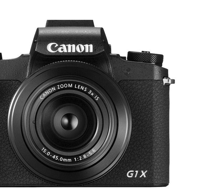 Canon PowerShot G1 X Mark III - přináší kvalitu zrcadlovky v kompaktním těle