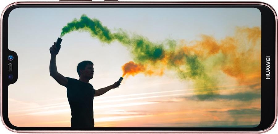 Huawei P20 Lite displej