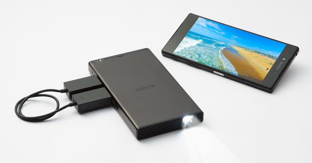 Sony MP-CD1 bezdrátové připojení