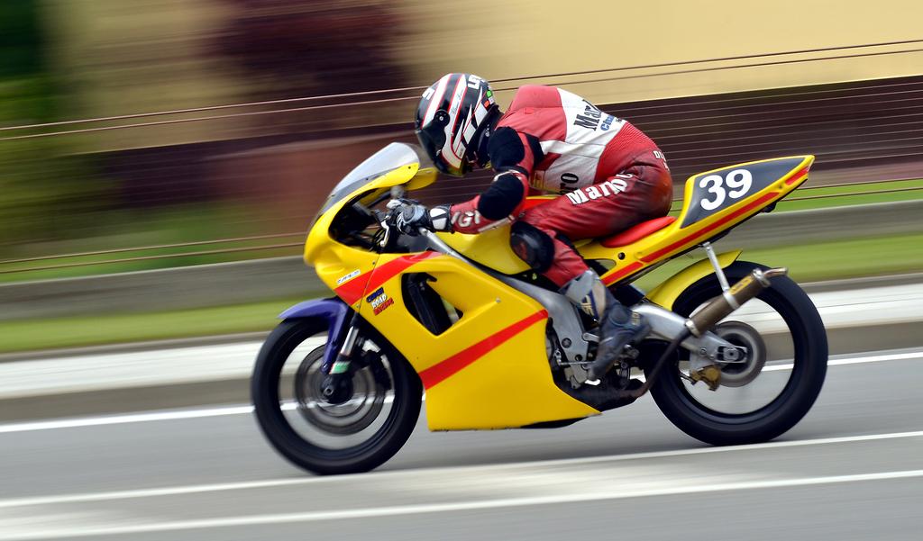 Maximální rychlost