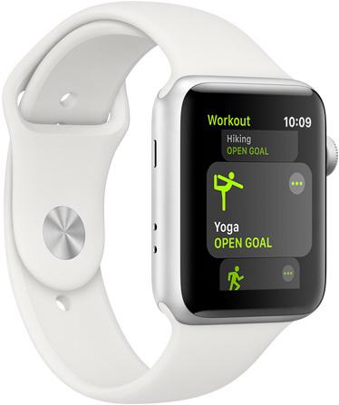 Apple Watch Series 3 GPS 42mm trénink