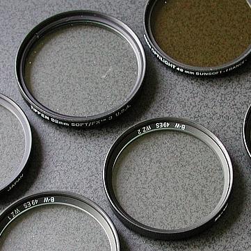 Fotografické filtry: jaké jsou, kdy a jak je použít, 2. část
