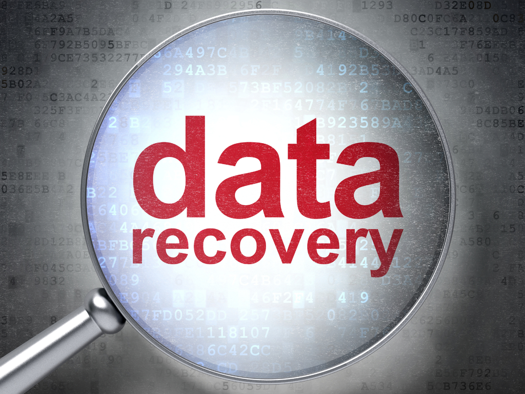 data recovery - záchrana dat