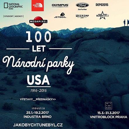 Megapixel partnerem výstavy - 100 let národních parků USA