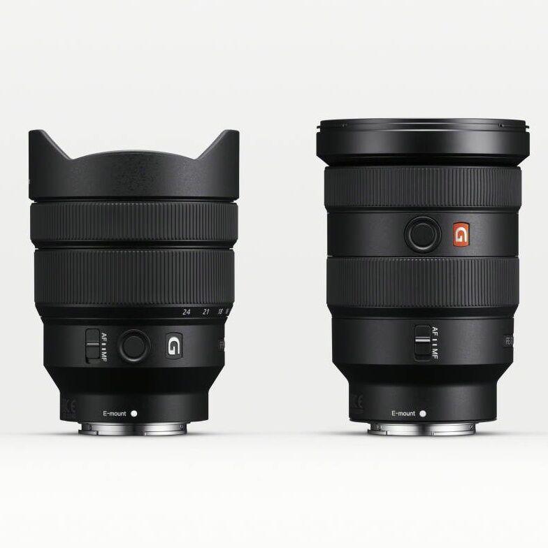Sony představuje dva nové fullframe širokoúhlé zoomy s E-bajonetem