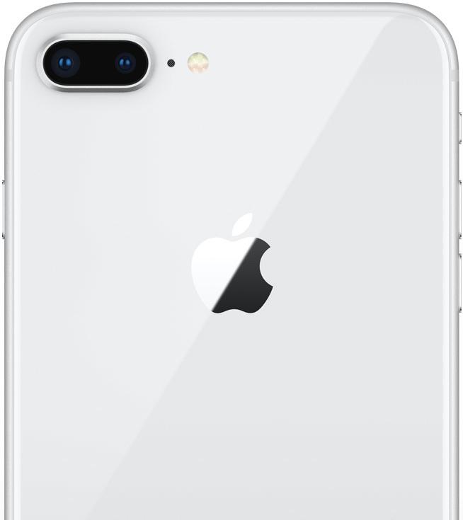 iPhone 8 Plus fotoaparát