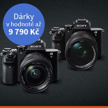 Získejte hodnotné dárky k vybraným fotoaparátům Sony