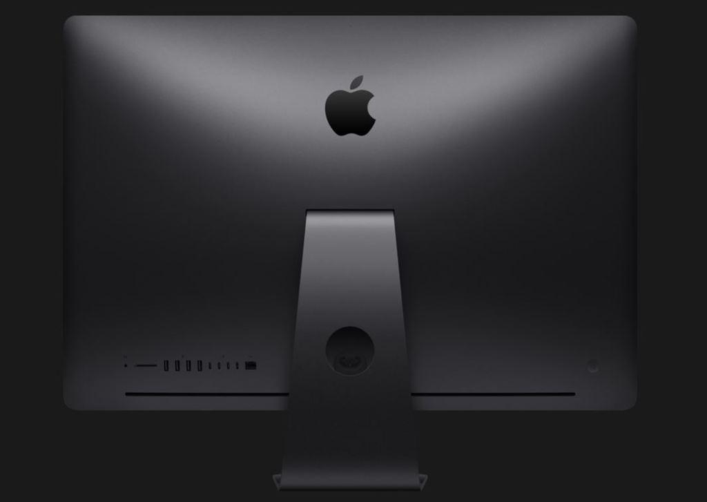 Apple iMac Pro konektivita