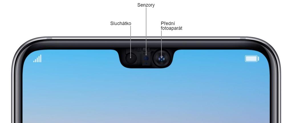 Huawei P20 Pro selfie