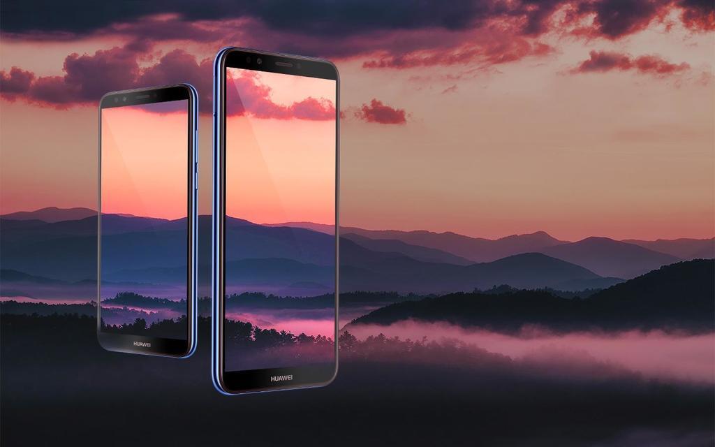 Huawei Y7 Prime 2018 displej