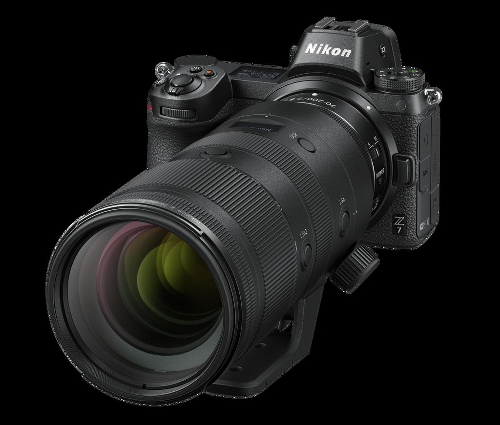 NIKKOR Z 70–200 mm f/2,8 VR S
