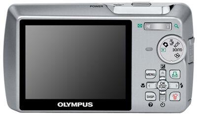 Novinky a doprodej Olympus!