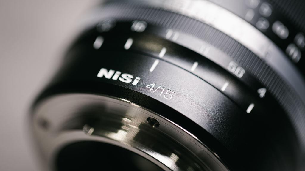 NISI 15 mm f/4 pro Sony E
