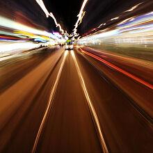 Fotografujeme pohyb - dlouhé expoziční časy