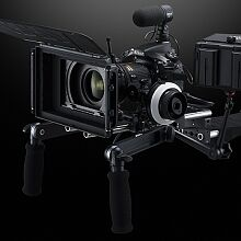 Nikon D810 ve videu