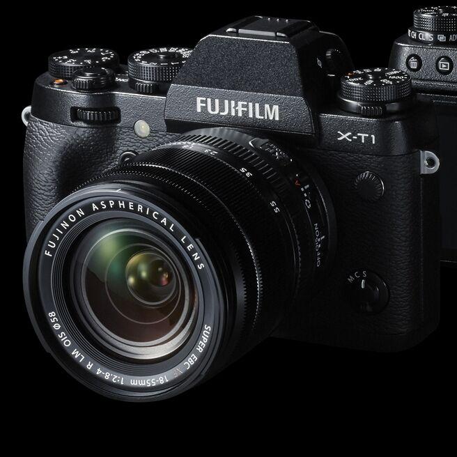 Firmware ve verzi 4.00 pro FUJIFILM X-T1 je zdarma ke stažení