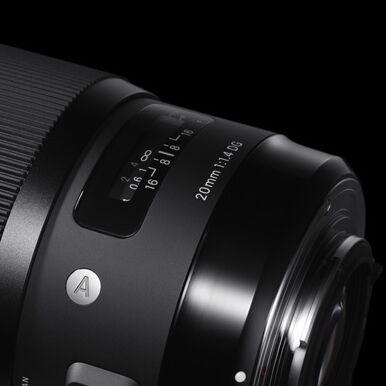 Sigma 20mm f/1,4 Art: unikátní širokoúhlý objektiv se světelností f/1,4