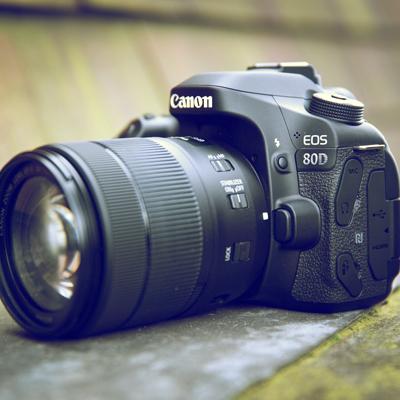 Posuňte svoje fotografické možnosti s novou zrcadlovkou Canon EOS 80D