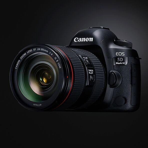 Nový firmware pro zrcadlovky Canon EOS 5D Mark IV, 6D a 70D