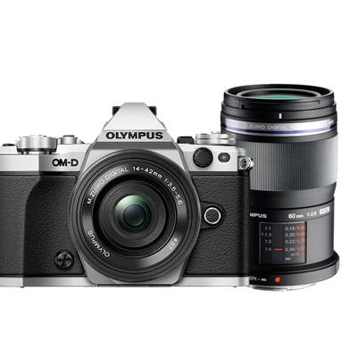Ušetřete až 2 700 Kč s Cashback Olympus na objektivy a fotoaparáty
