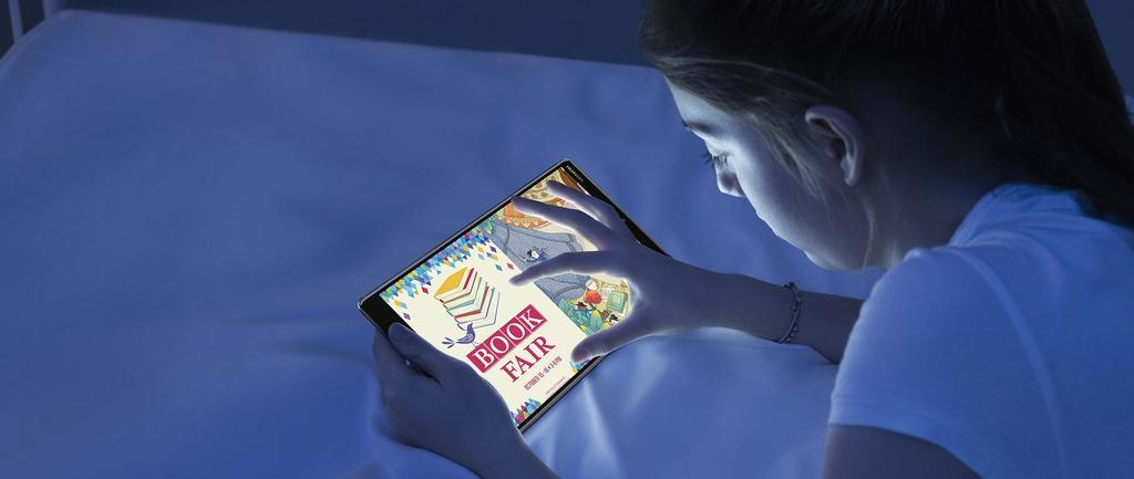 Huawei MediaPad M5 ochrana zraku