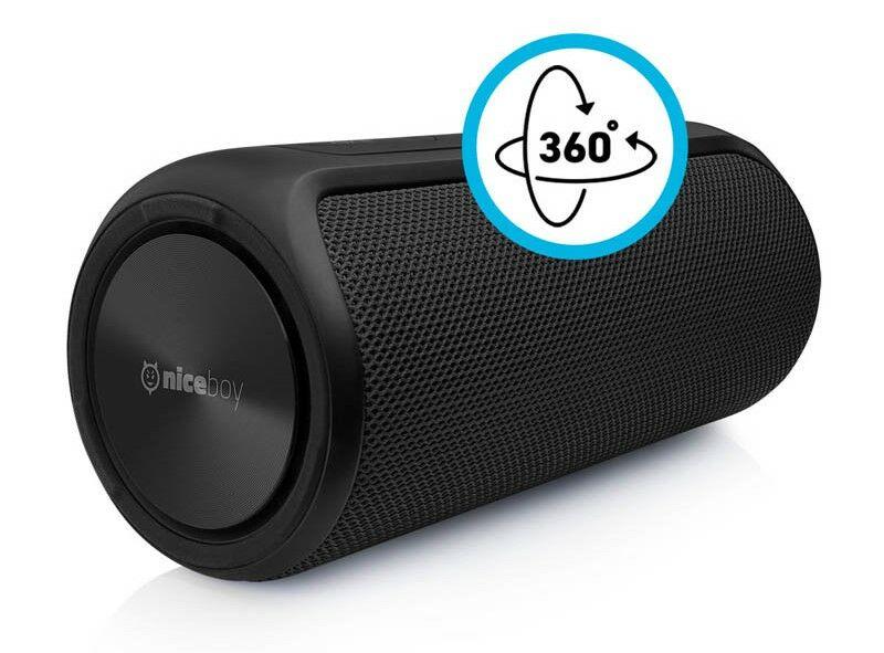 Niceboy Raze 360° zvuk