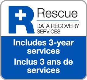 Lacie SRS Rescue