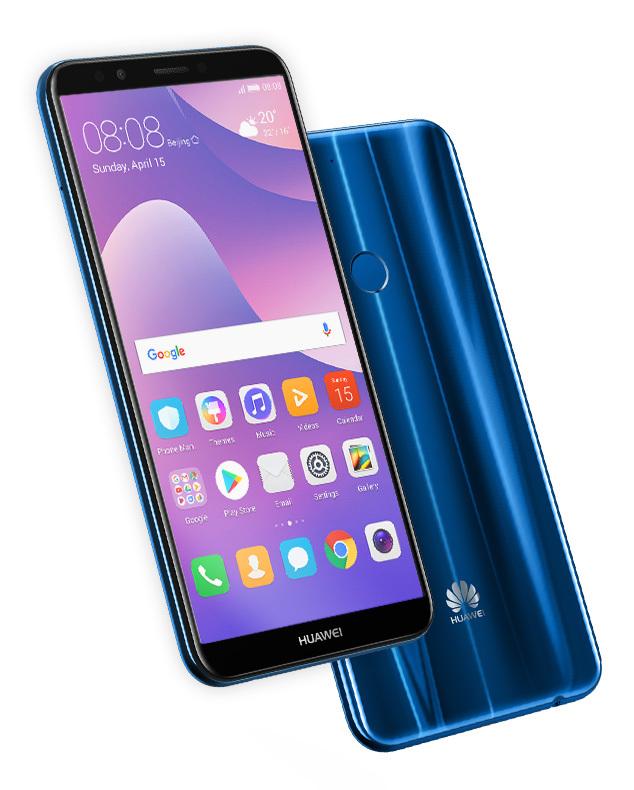 Huawei Y7 Prime 2018 EMUI