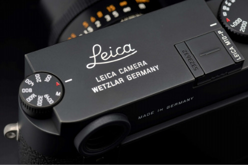 Leica M10-P iso