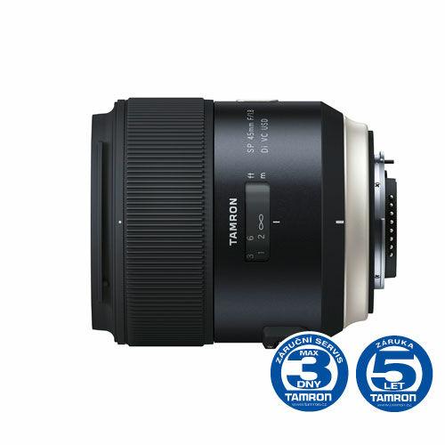Tamron představuje špičkové světelné objektivy SP 35mm F/1.8 Di VC USD a SP 45mm F/1.8 Di VC USD