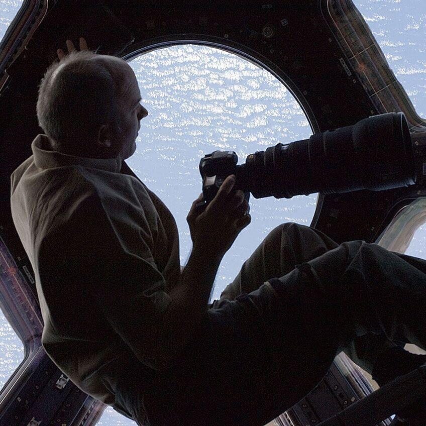 Čím se fotí ve vesmíru