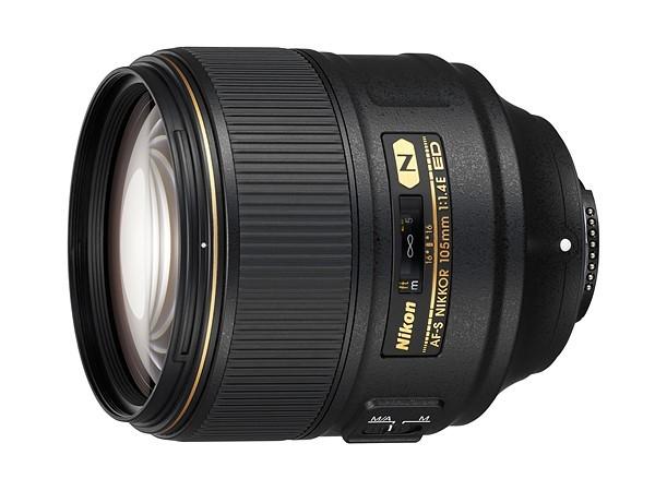 Nikon představil nový profesionální FX objektiv Nikon AF-S 105mm f/1.4E ED