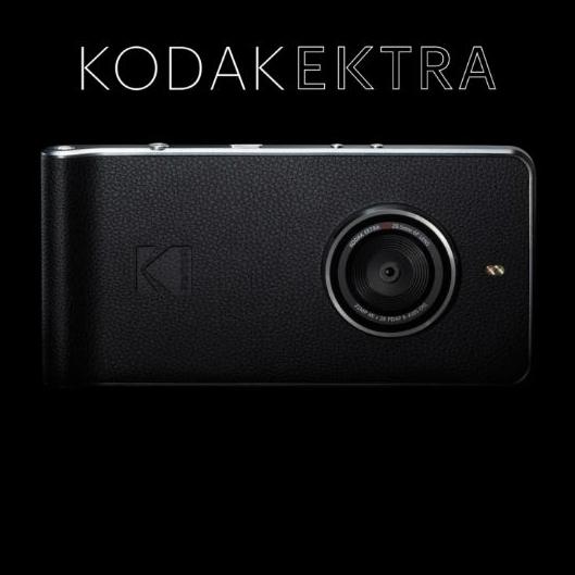 Kodak Ektra - fotomobil od tradiční značky