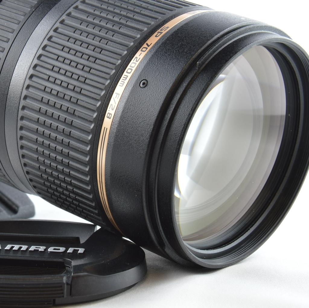 Výprodej populárního teleobjektivu Tamron SP 70-200mm f/2,8 Di VC USD