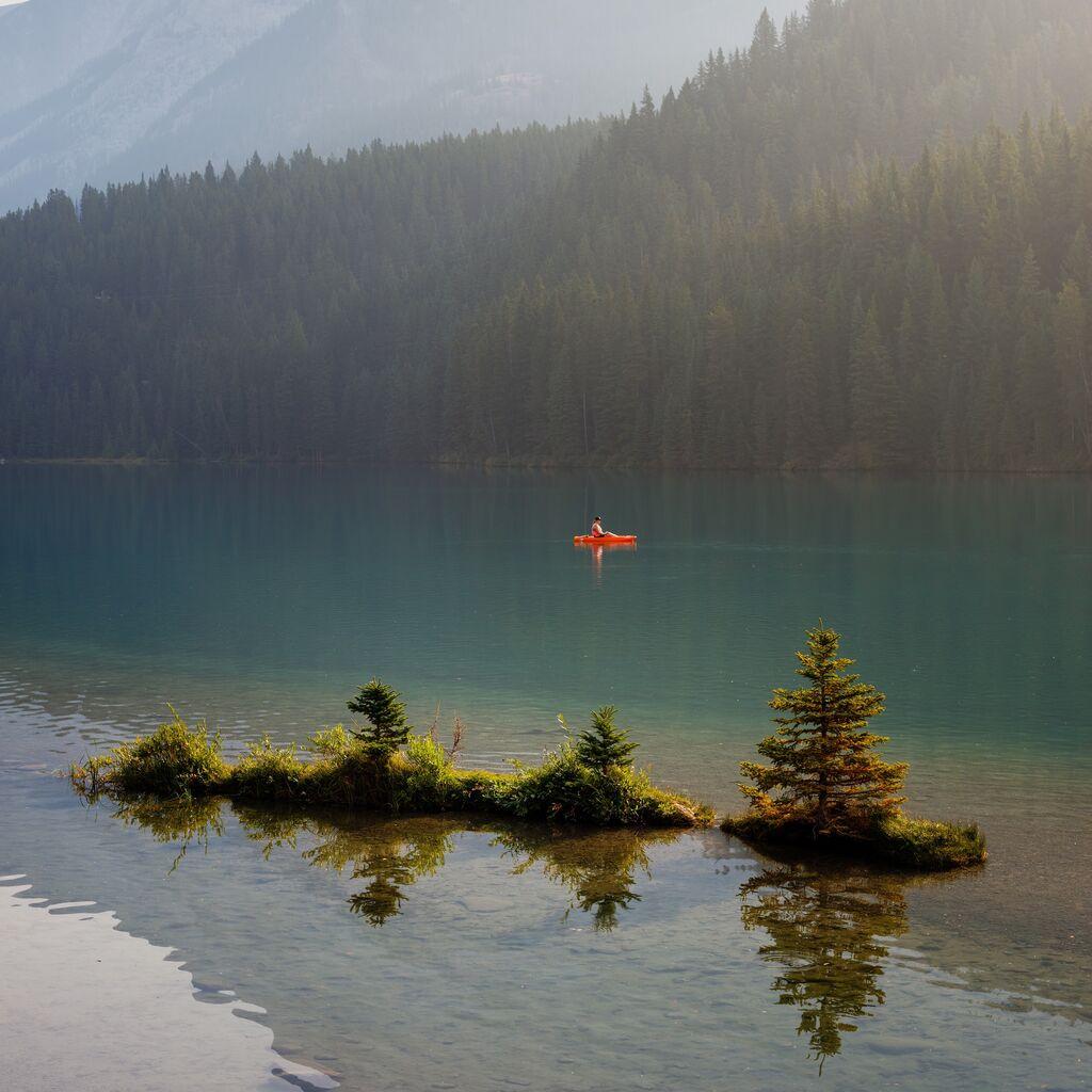 Za krajinářskou fotografií do Kanady (Martin Rak)