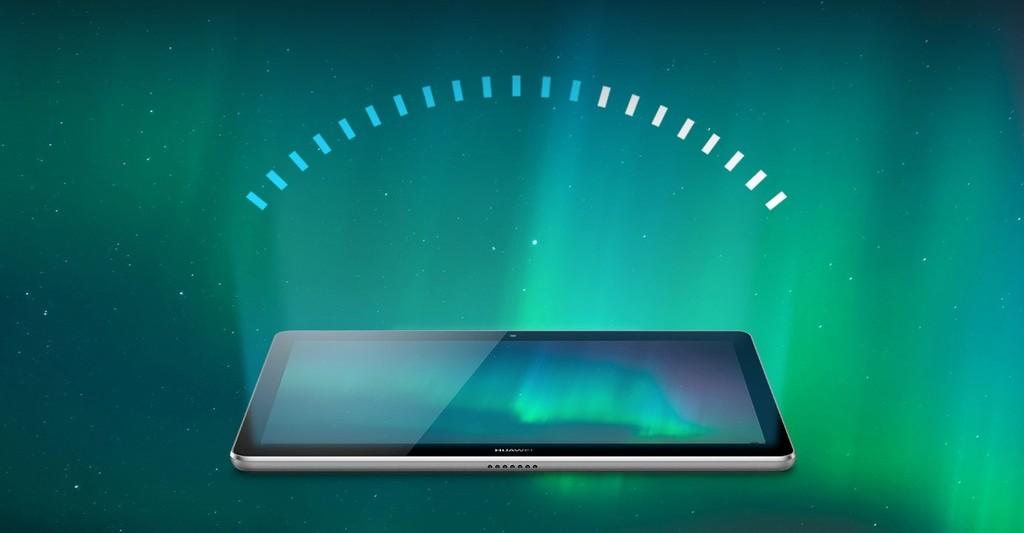 Huawei MediaPad T3 10 displej