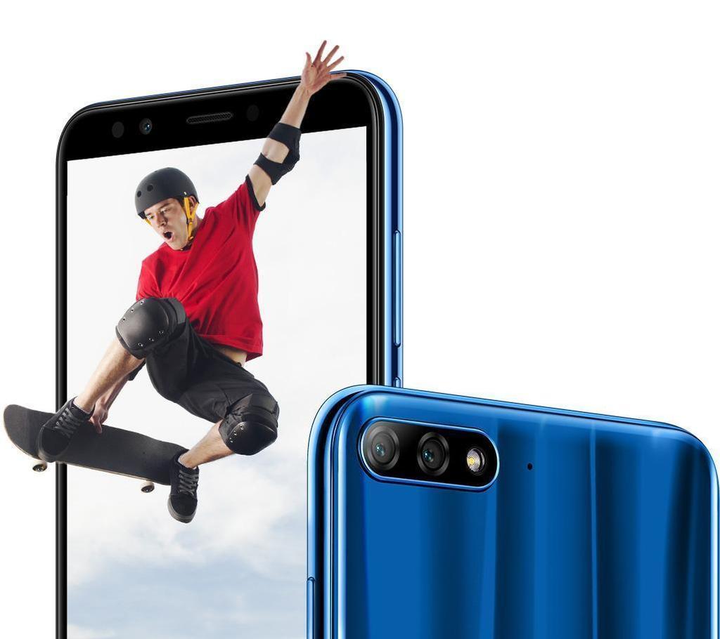 Huawei Y7 Prime 2018 fotoaparát