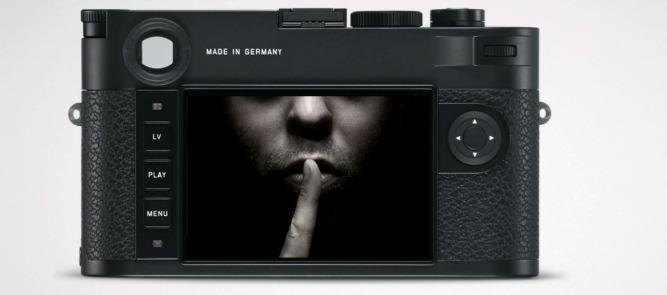 Leica M10-P zada