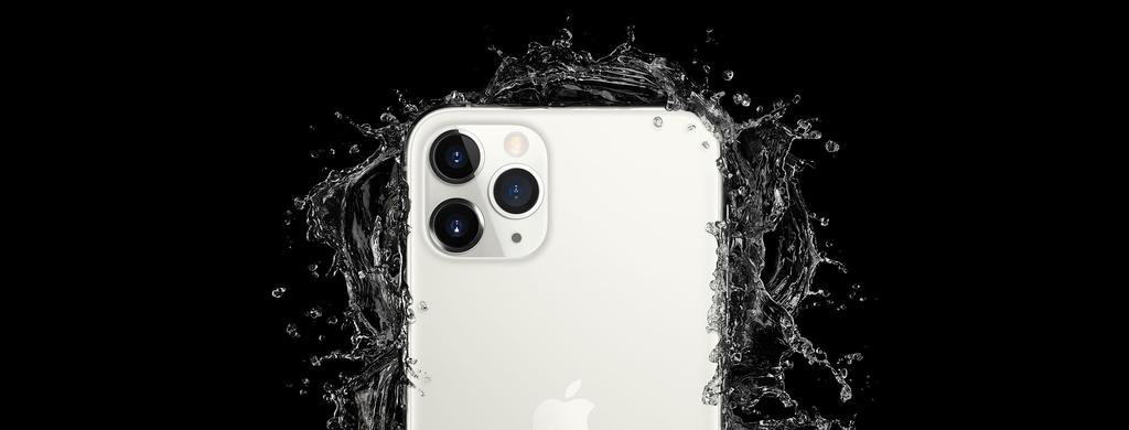 iPhone 11 Pro voděodolnost