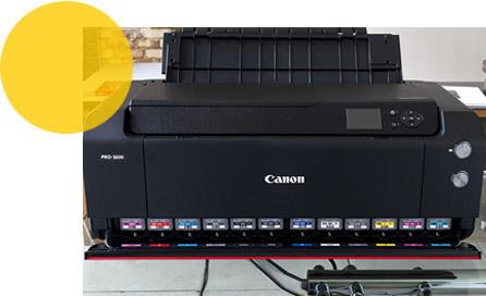 Canon imagePROGRAF PRO-1000 popis 6