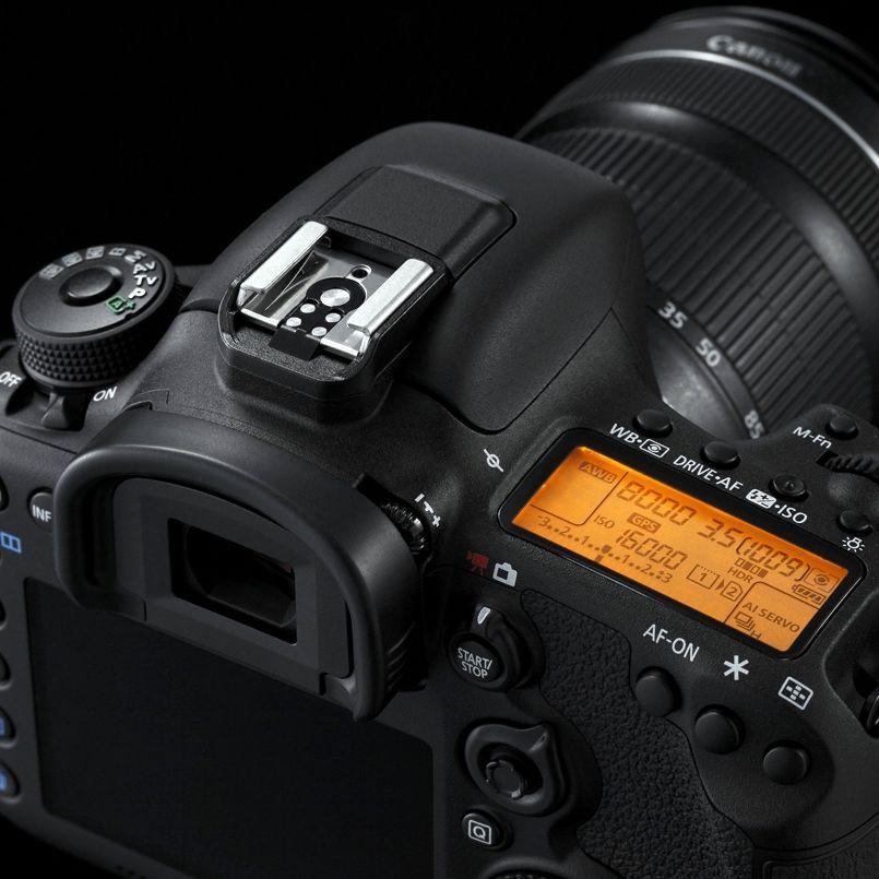 Aktualizace firmwaru fotoaparátu EOS 7D Mark II