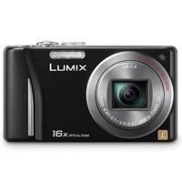 Panasonic Lumix DMC-TZ18 černý