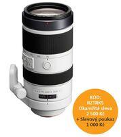 Sony 70-400mm f/4-5,6 G II