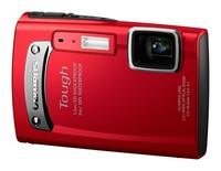 Olympus TG-310 červený