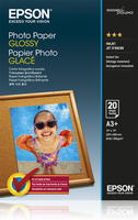 Epson Photo Paper Glossy A3+, 20 listů