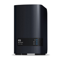 "Western Digital My Cloud EX2 Ultra 6TB (2x3TB), 3.5""NAS, černý"